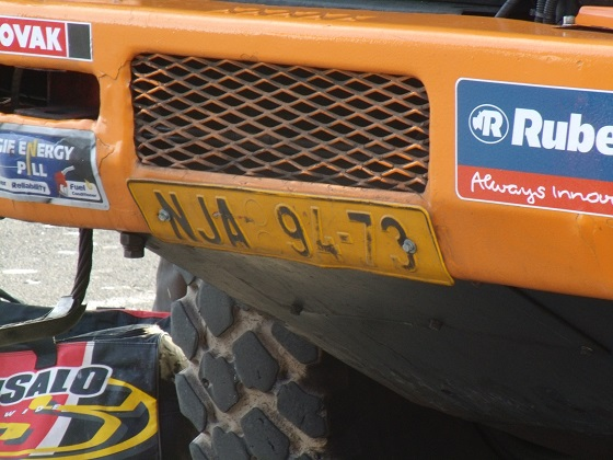 czech republic license plate