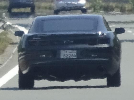 kuwait license plate