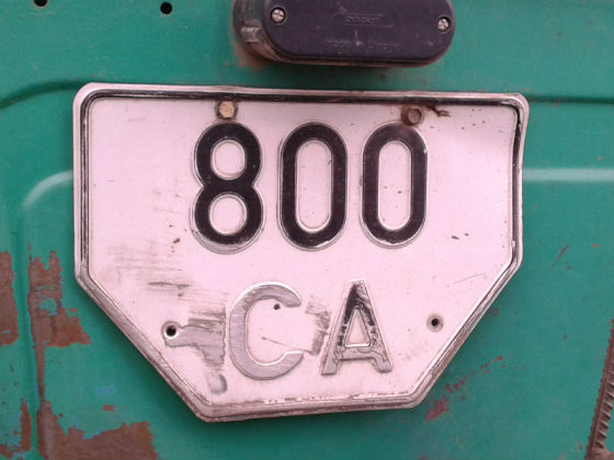 transnistria licence plate